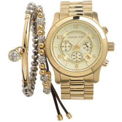 hannahtakins:  MICHAEL Michael Kors watch ❤ liked on Polyvore (see more michael kors)
