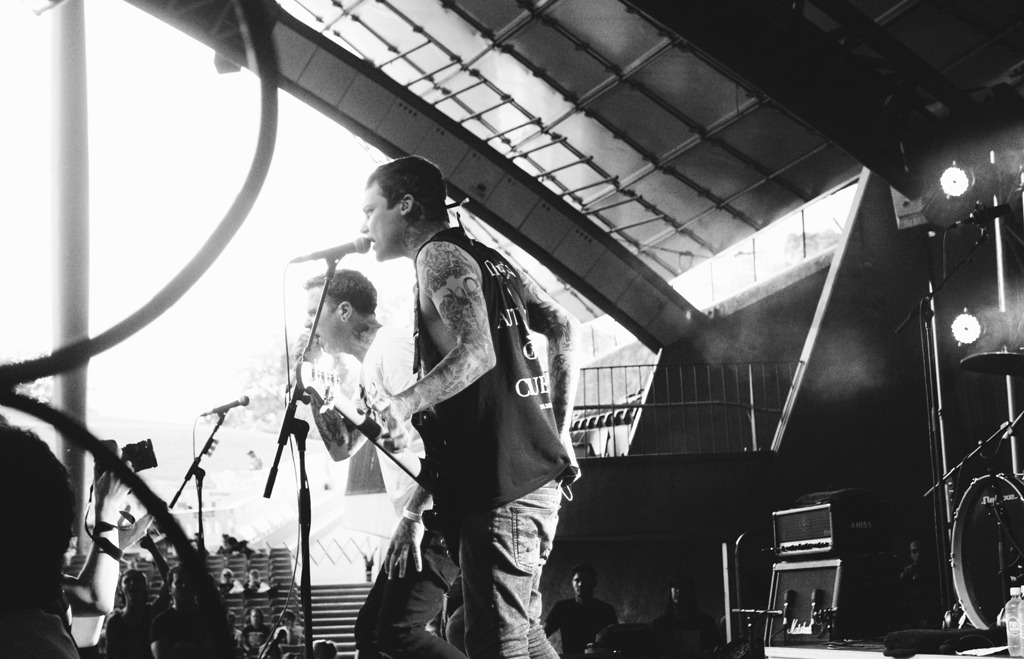 stormthefuckingsky:  sarahhlay:  The Amity Affliction Push Over Festival 2013 by Sarah Lay ___________________________ Twitter | Facebook | Tumblr  q'd