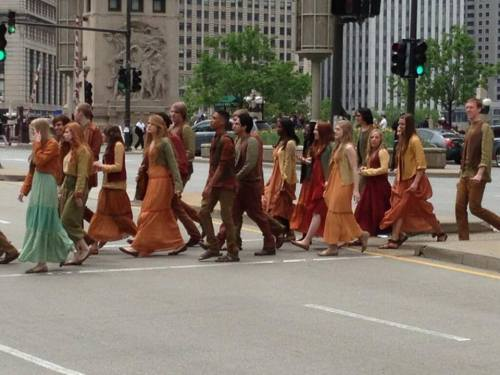 Fotos de Divergente la película