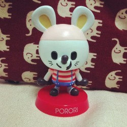My new toy!  #toy #collection #popori #mouse #cute