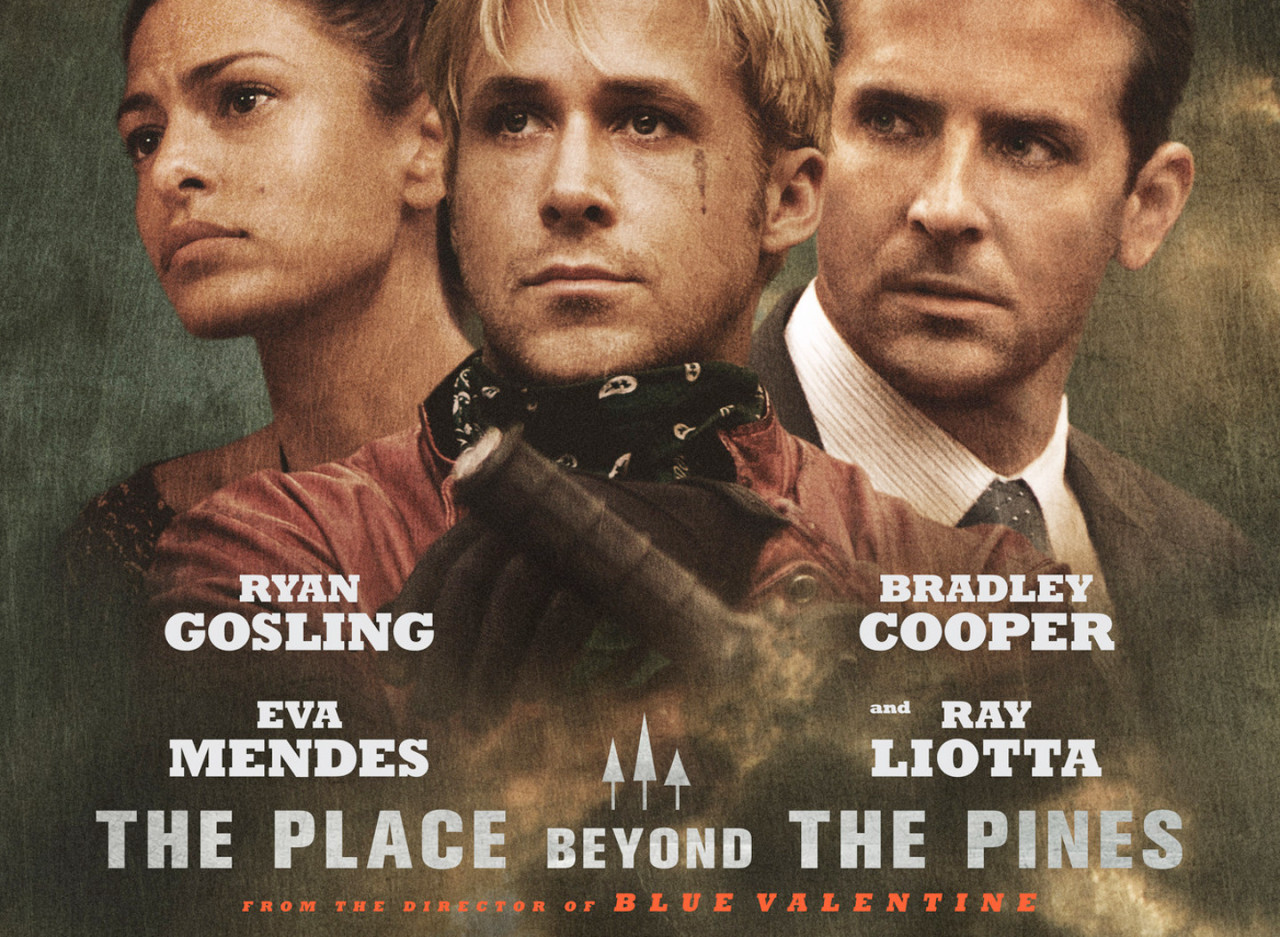 The Place Beyond the Pines (2013)  A motorcycle stunt rider turns to robbing banks as a way to provide for his lover and their newborn child, a decision that puts him on a collision course with an ambitious rookie cop navigating a department ruled by a corrupt detective.  I enjoyed this film. Ryan Gosling is …Ryan Gosling, but I thought Bradley Cooper was the strongest performance. It did drag on a bit and I wasn't quite sure about the ending (i.e. didn't like it) but over all it is a decent film.