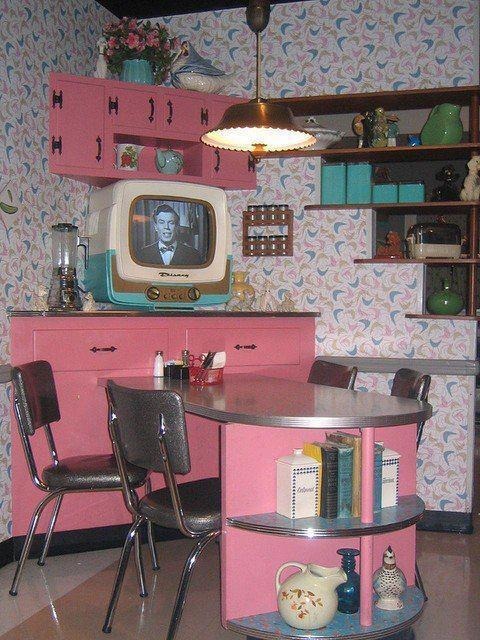 cleancutaesthetics:  The 50s were dope  You mean 50's Prime Time Café is dope