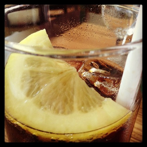 #coke #lemon #soda