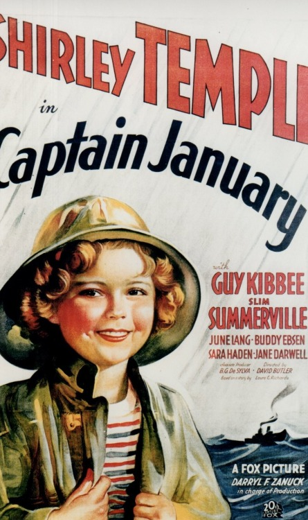 Captain January, 1936.