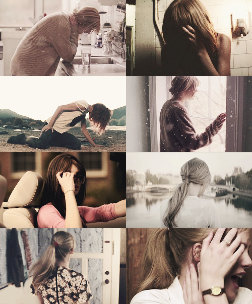 Taylor Swift music videos + faceless