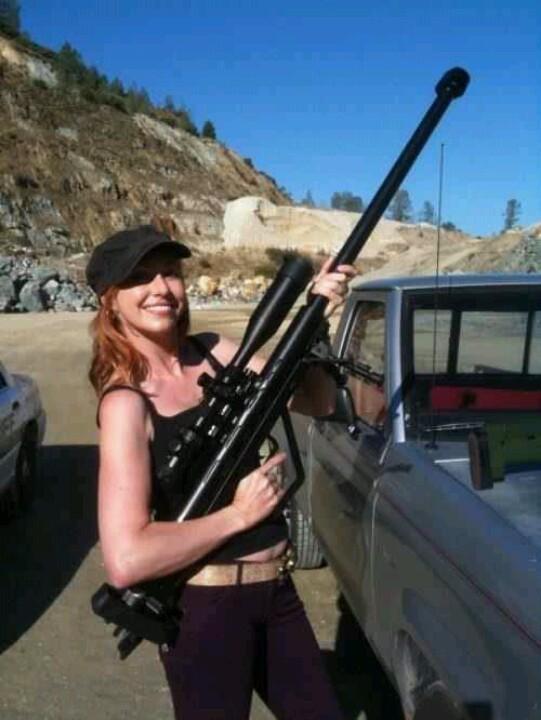 Girl With Gun  follow me at: http://girlandguns.tumblr.com/