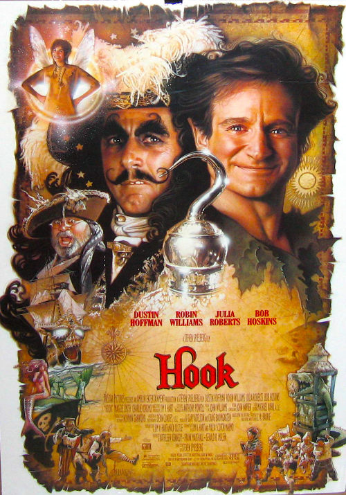 moveme-nt:  movies i've watched in 2013  Hook (1991) (37)