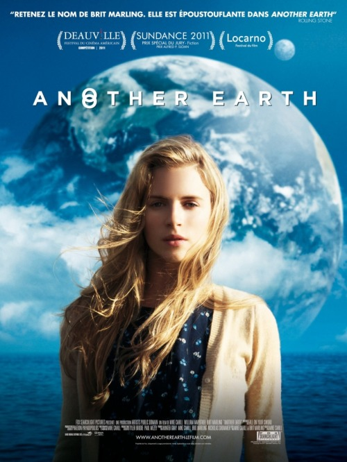 Another Earth, dir. Mike Cahill (2011) This film is phenomenal. Beautiful. And I can't quite put the right words together right now to describe the brilliance of Brit Marling's performance in this… but it is also truly beautiful.