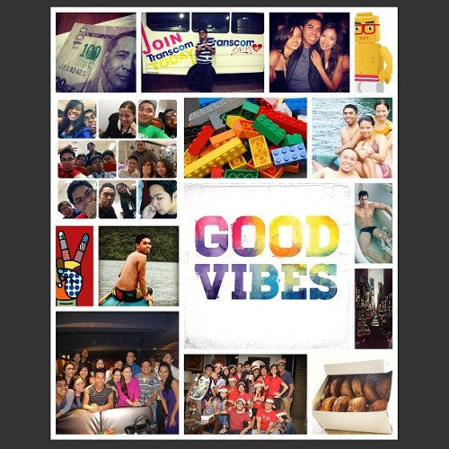 My idea of good vibes. Happy Monday! #goodvibes #gv #monday