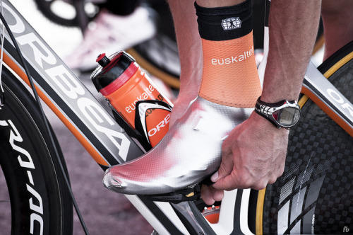 Giro d'Italia 2013 // set up (Euskaltel) by francescob82 on Flickr.
