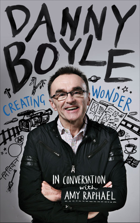 .@inkymole illustrates the re-issue of director Danny Boyle's biography