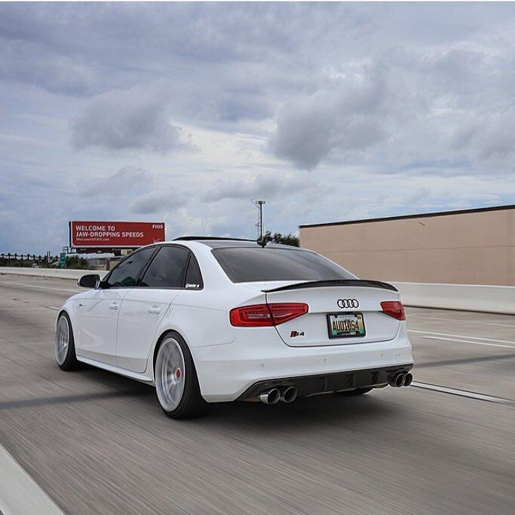 Audi S4 Aftermarket: 💥 Audi S4 Owner: @jzwecker_s4