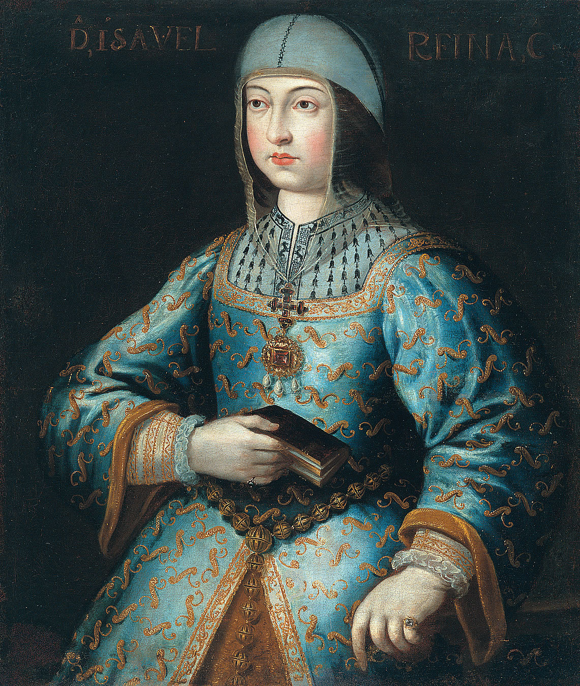 alldeadprincesses:  Isabella of Castile