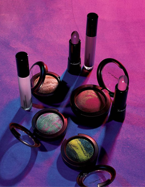 MAC Tropical Taboo Collection 2013.
