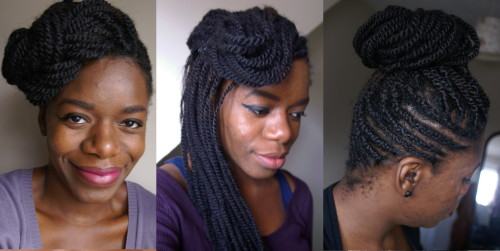 Some hairstyle ideas for a protective style