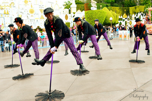 mydisneyadventures:  Soundsational - Chimney Sweeps on Flickr.