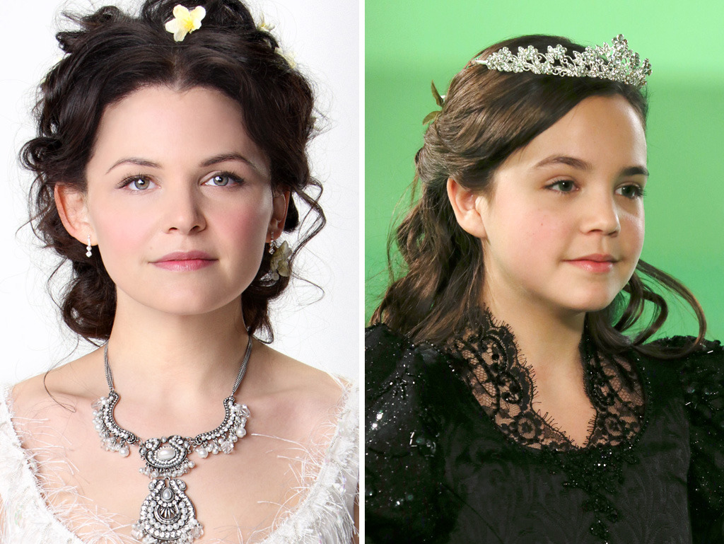 Bailee Madison And Ginnifer Goodwin