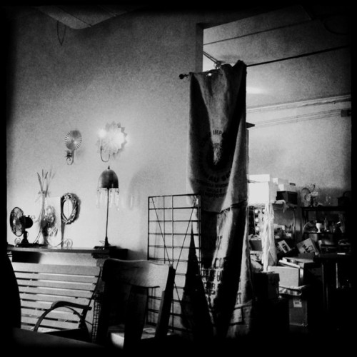 Sequence at Café Stella with @meowallie. #Hipstamatic #JohnS #US1776