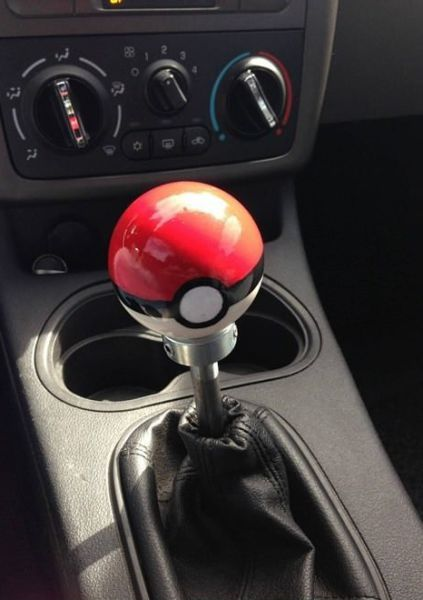 1st gear I choose you