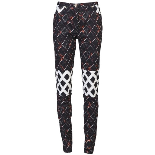 Kenzo jeans   ❤ liked on Polyvore (see more straight leg jeans)