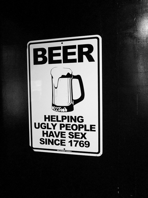 Sexy beer by Nathan Wind as Cochese on Flickr.