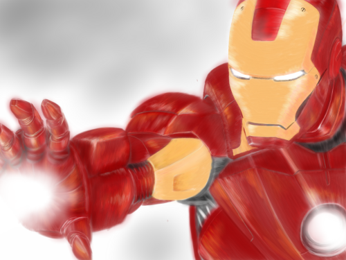 Ironman by ~SangrePrimitiva