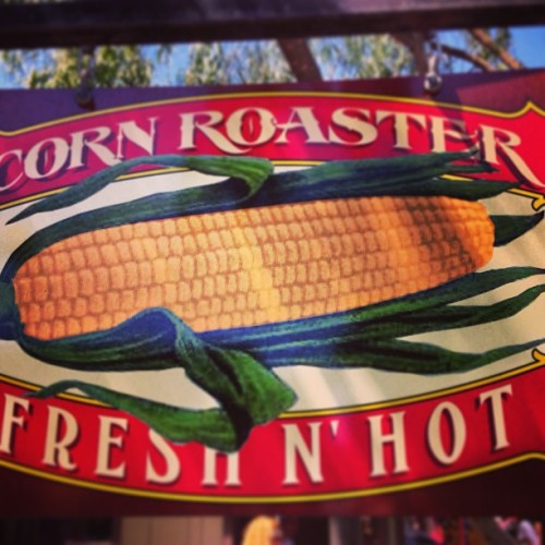 Corn is in season - BOOM (at Beverly Hills)