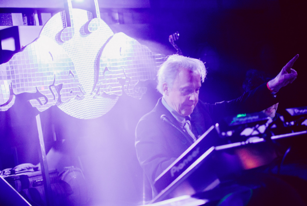 Giorgio Moroder Plays His Debut DJ Set at Deep Space in NYC Listen to the full set. Music dreams are made of this.