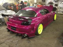 moustacherides:  Favorite RX8