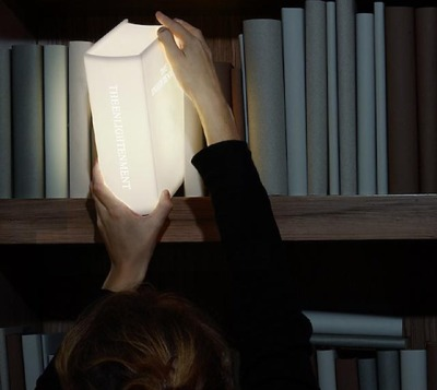 ada:  That's not the kind of book lamp I meant!