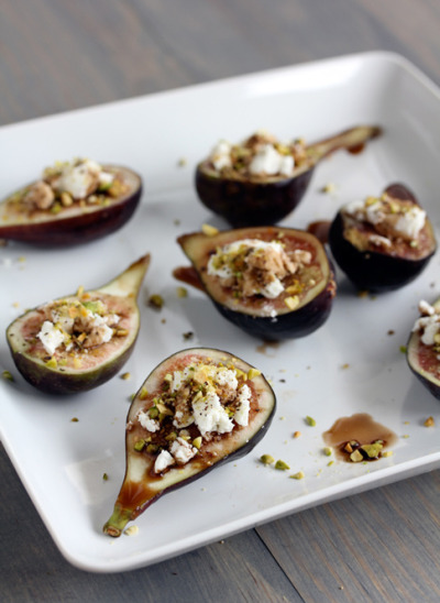 Fig and Goat Cheese Appetizer