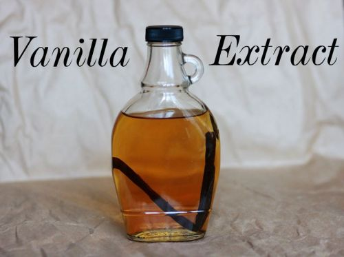 This homemade vanilla extract from A Beautiful Mess would make the perfect gift.