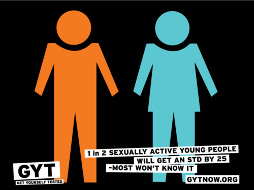 pplm:  It's National Get Yourself Tested month! Did you know that men and women under the age of 24 account for almost HALF of all STI infections? Remember to make your appointment today! www.pplm.org/appointment