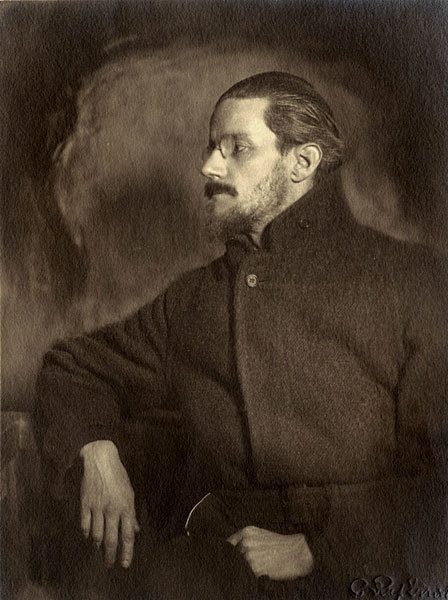 C. Ruf James Joyce (1918)