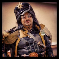 iamababs:  A Count Named Slick Brass at #SPWF #rfe #RedForkEmpire #Steampunk
