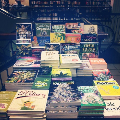 Table of truth. Books expand your mind.