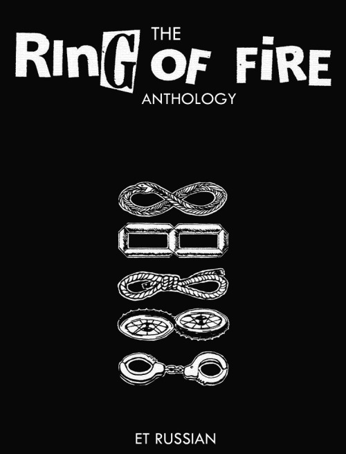 Celebrate the release of The Ring of Fire Anthology at CSC with author ET Russian, Nomy Lamm, Lyric Seal, and BED DEATH!!! ————— Left Bank Books says:  The Ring of Fire Anthologyis a collection of the zine from the late 1990s by ET Russian (aka Hellery Homosex), and features new material never before published.Ring of Fireis honest, engaging, and ahead of its time. Through black and white ink drawings, comics, linoleum block print portraits, essays, interviews and erotica, this collection explores the intersections of art, bodies, healthcare, ability, gender, race, community, class, healing and the politics of work. Alternately emotional and erotic, funny and political,Ring of Firetells the author's personal story, and captures the work and words of various artists and leaders from disability culture and history. A young activist steeped in the cultures of queer and punk, Russian embraced a cultural identity of disability while writingRing of Fire. Years later, Russian examines what it means to work in healthcare in the United States. This is a BIG book, at 8'x10' and 237 pages!!!