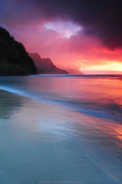 ethereo:  Kauai Sunset (by Heather.Mitchell)  …