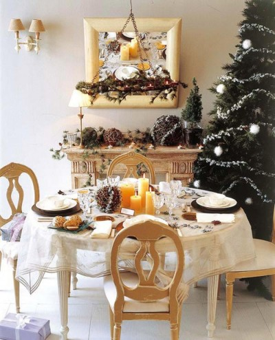 micasaessucasa:  (via Indoor Decor: Ways to make your home festive during the holidays)
