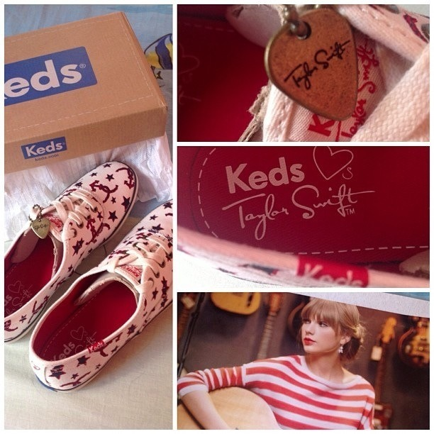 Wanna this keds!! So cute.
