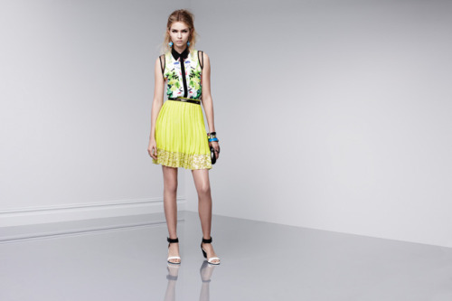 The entire Prabal Gurung for Target lookbook is here! Check out all the pretty pieces, which land in stores February 10. Which item do you have your eye on?