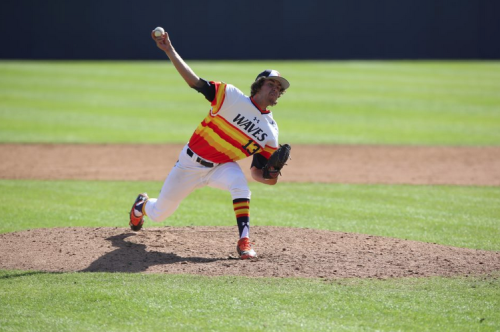 Alumni bias aside, my favorite college baseball uniforms on the planet.
