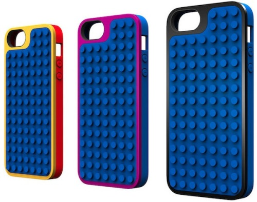 (via LEGO Teams Up With Belkin, Unveils iPhone Cases - DesignTAXI.com)