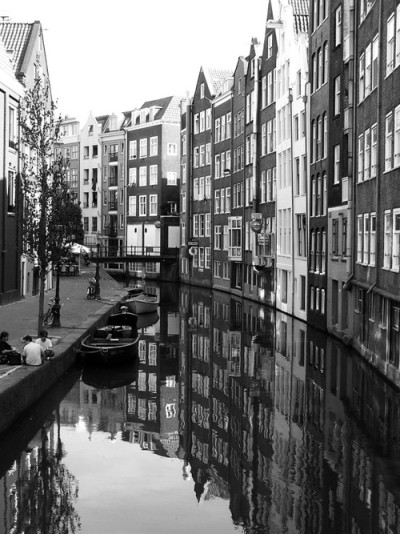 elisebrown:  Amsterdam. by elliealart