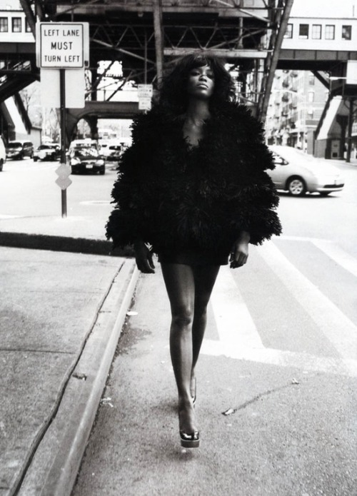 thechanelmuse:  Naomi Campbell by Mario Sorrenti, 2008