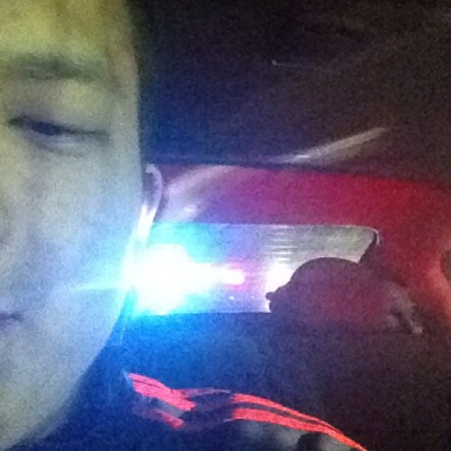 #police #cop #me #lol #haha #funny #speed #race #nissan #sentra #sexy #asian #night #time #black #new #jersey #adidas #team #sport #basketball #nba #korean #korea #lol #apple #iphone #selfie