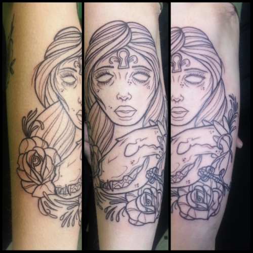 Started this today on Emma