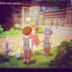 #Ninokuni is beautiful ;) I love #RPG <3 (à Narbonne)