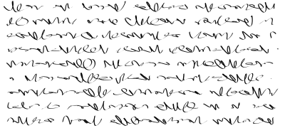 writing-system:  Generative Asemic WritingLukasz Grabun Source
