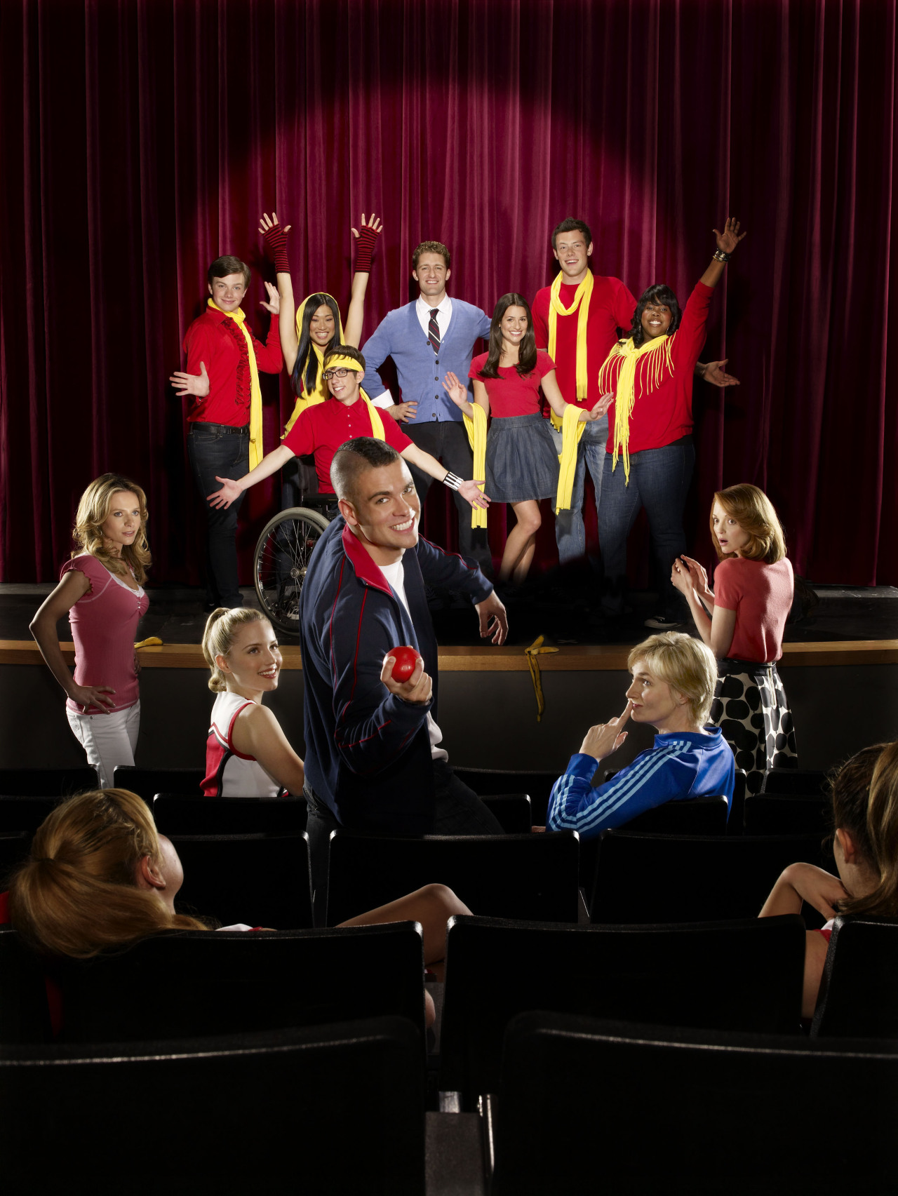 memoirsofabadkid:  4 Years of Glee. Smiles, Tears, Screams, Songs, I have literally felt each and every emotion possible while watching Glee. Thank you to everyone involved.